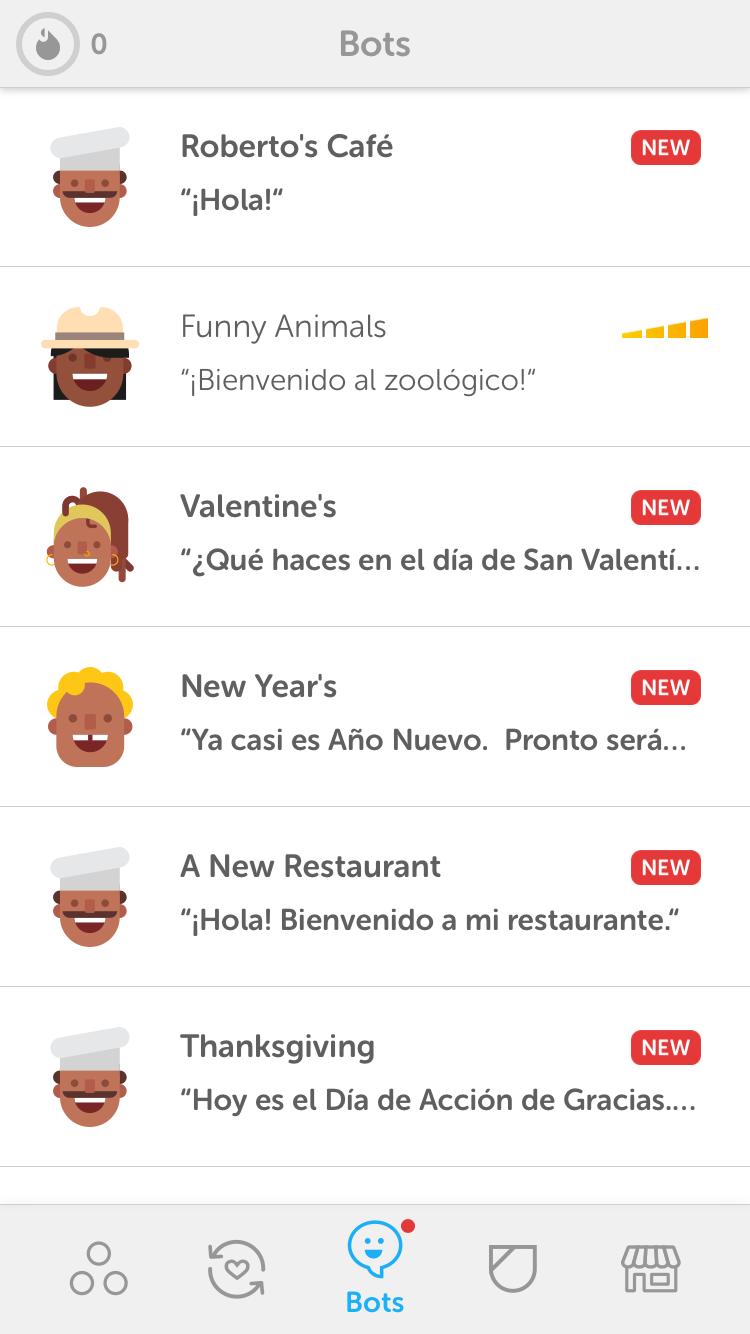 Chatbot Listing