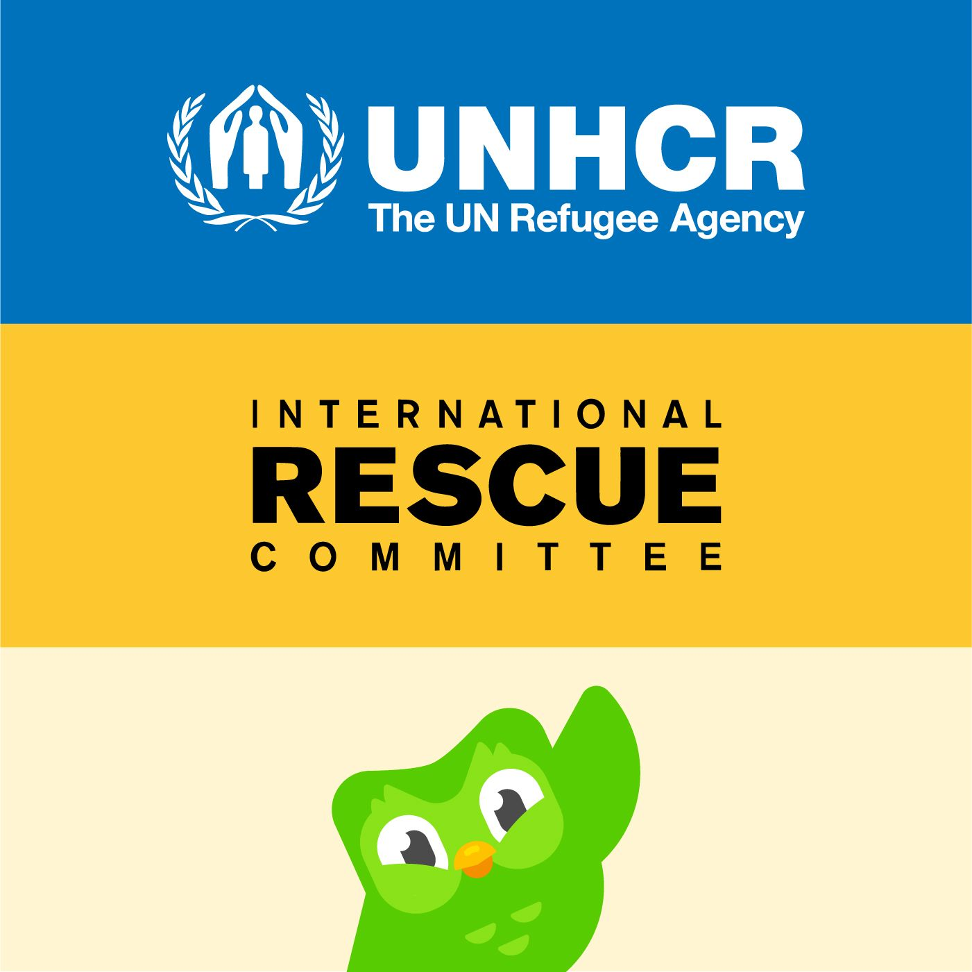 Our commitments to helping refugees
