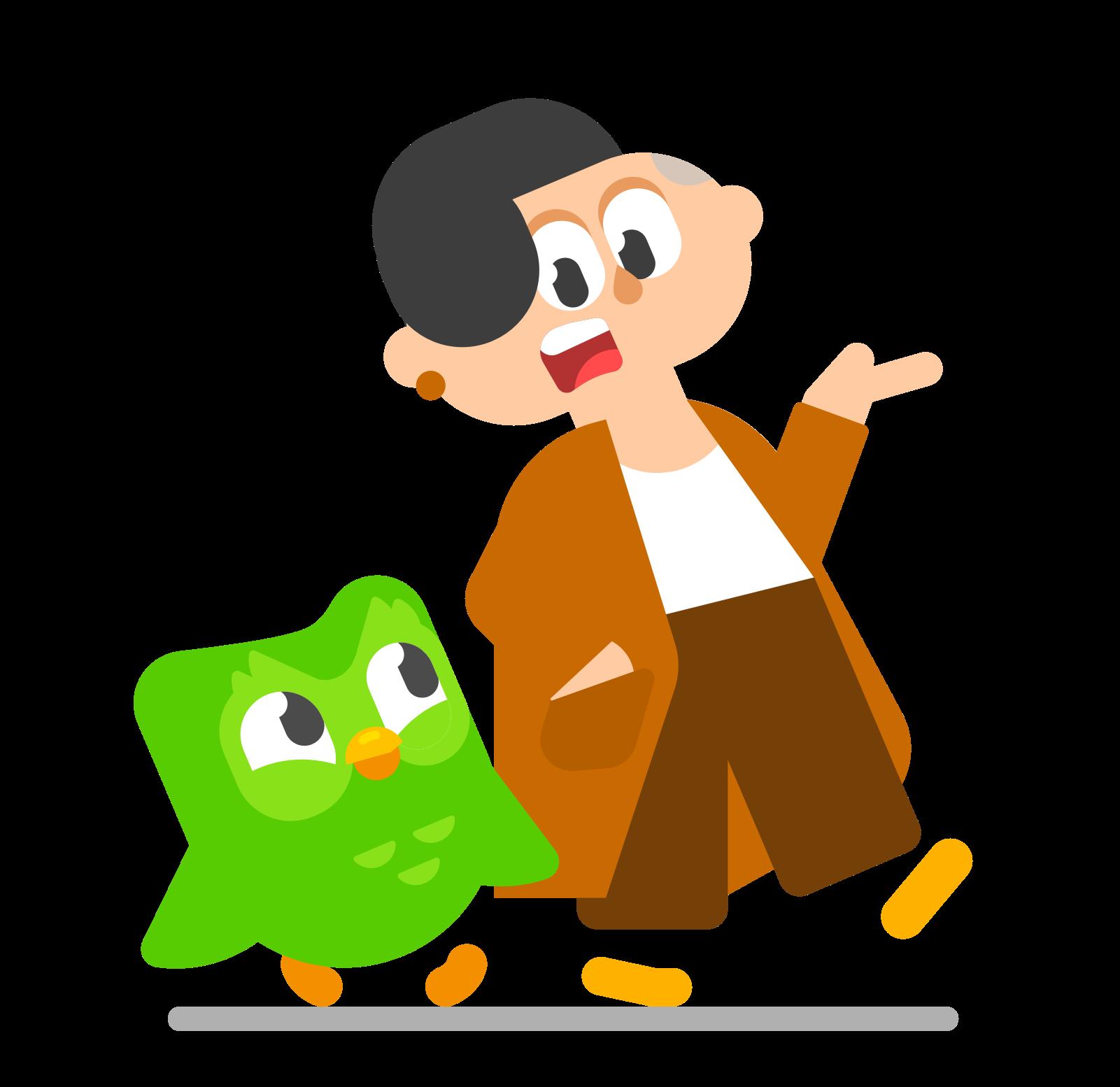 Duolingo now has conversation lessons!